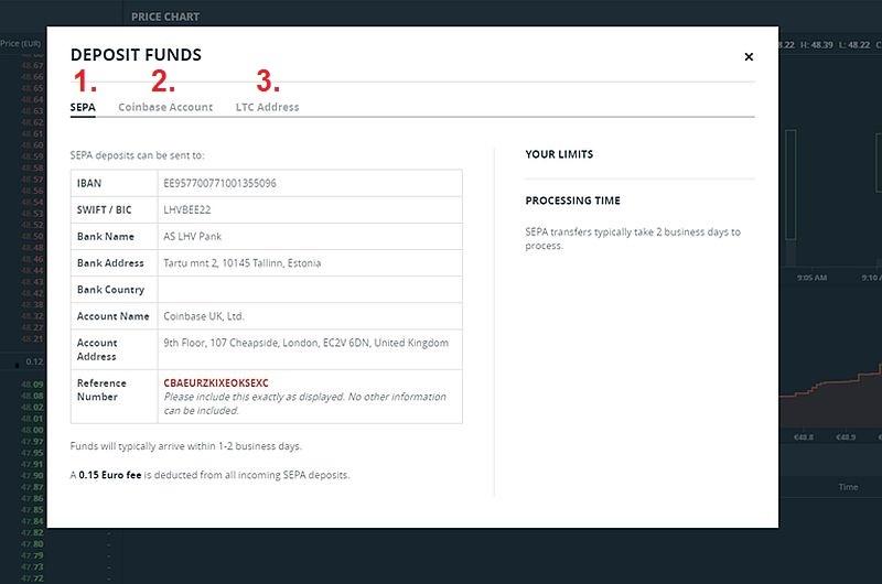 GDAX-formularz