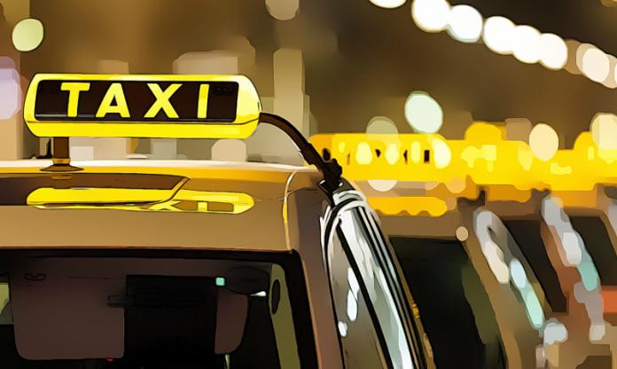 taxi california